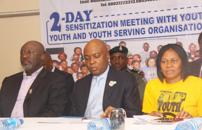 THE SENSITIZATION WORKSHOP ON GENDER BASED VIOLENCE & YOUNG PERSONS IN NIGERIA